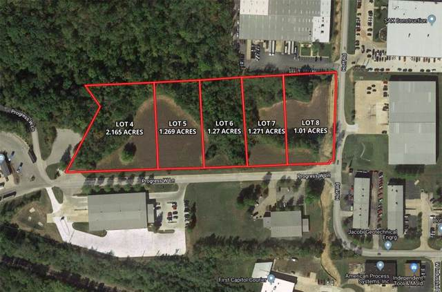 0 1.27 +/- Acres, Lot 6, Hoff Road, O'Fallon, MO 63366 (#20005127) :: St. Louis Finest Homes Realty Group