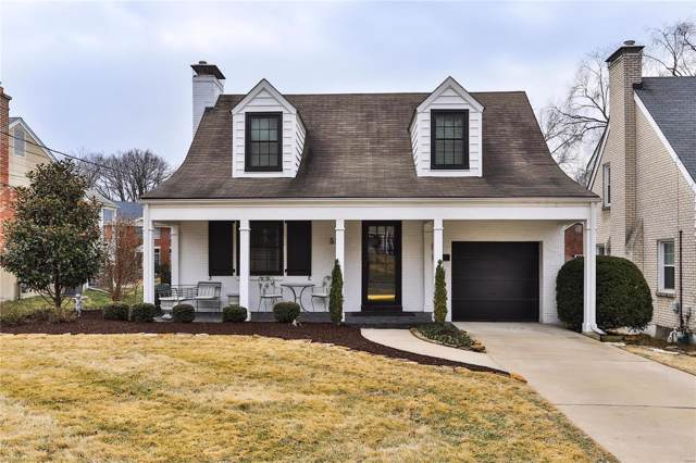 531 Mapleview, University City, MO 63130 (#20005151) :: Clarity Street Realty
