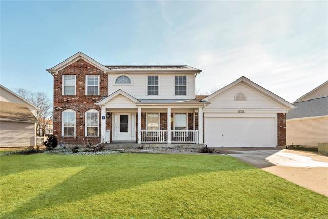 945 Weatherstone Drive, Saint Charles, MO 63304 (#20005169) :: Barrett Realty Group