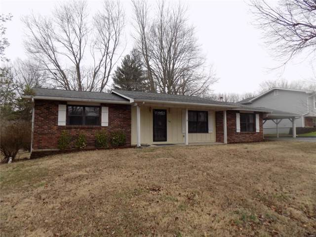 116 Archer Lane, Ironton, MO 63650 (#20005226) :: St. Louis Finest Homes Realty Group