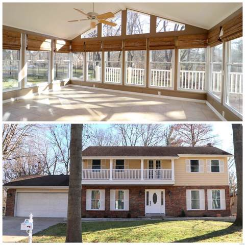 15534 Chequer, Chesterfield, MO 63017 (#20005251) :: RE/MAX Vision