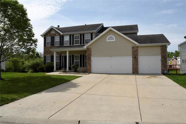 1160 Provence Drive, Shiloh, IL 62221 (#20005256) :: St. Louis Finest Homes Realty Group