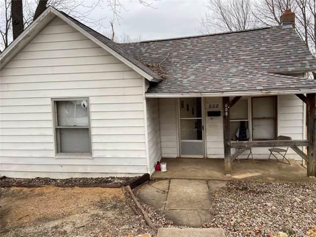 808 Monroe, Park Hills, MO 63601 (#20005268) :: Walker Real Estate Team