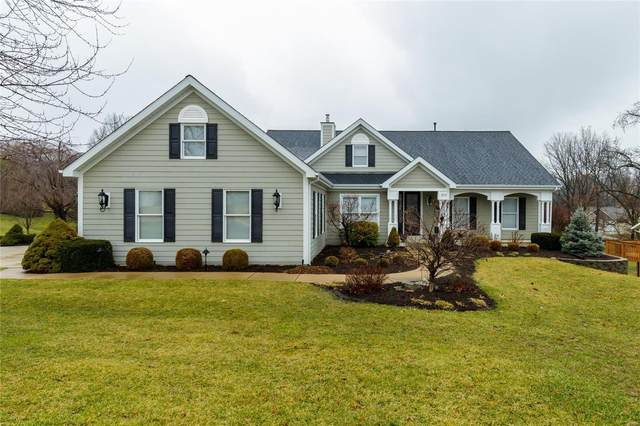 353 Round Tower Drive, Saint Charles, MO 63304 (#20005278) :: The Becky O'Neill Power Home Selling Team
