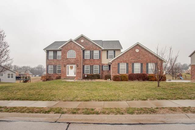 7509 Sedona Circle, Belleville, IL 62221 (#20005305) :: Sue Martin Team