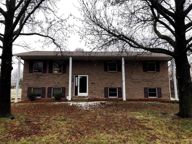 91 Lou Rosa, Collinsville, IL 62234 (#20005371) :: Clarity Street Realty