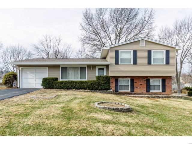 1333 Henriette Hills Drive, St Louis, MO 63146 (#20005378) :: Sue Martin Team