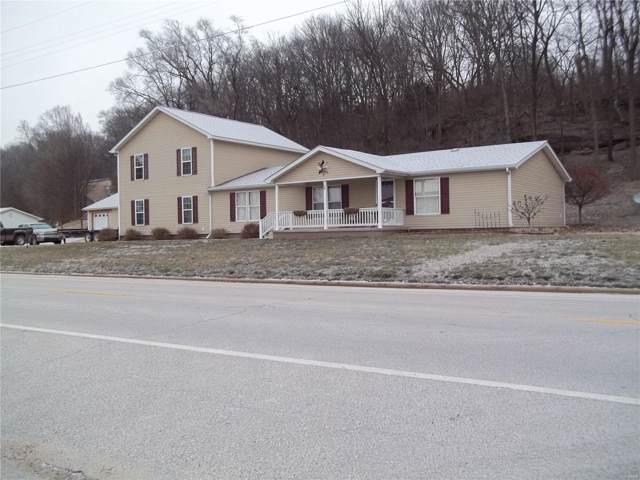 708 W Quincy Street, Pleasant Hill, IL 62366 (#20005384) :: Fusion Realty, LLC