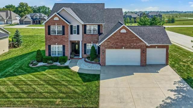 1520 N Coles Ct, Edwardsville, IL 62025 (#20005460) :: Hartmann Realtors Inc.