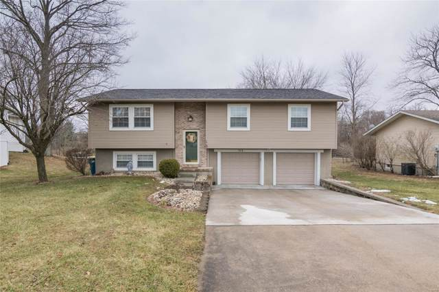 848 Newport Bay Drive, Edwardsville, IL 62025 (#20005481) :: RE/MAX Professional Realty