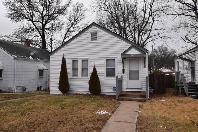 1107 Howell Street, St Louis, MO 63147 (#20005483) :: Clarity Street Realty