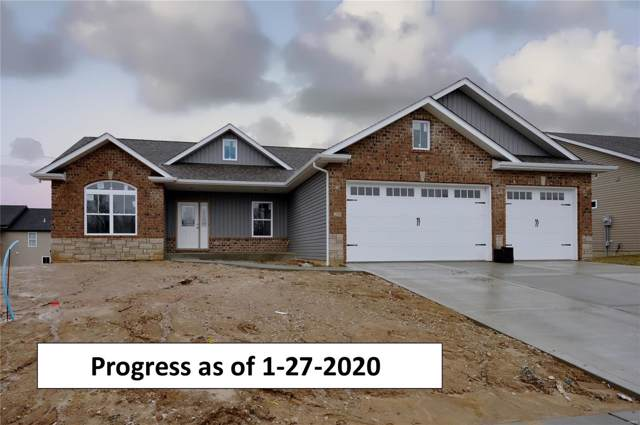 219 Smola Woods Court, Glen Carbon, IL 62034 (#20005492) :: Clarity Street Realty