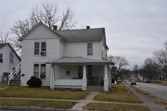 302 W Church, Palmyra, MO 63461 (#20005509) :: The Becky O'Neill Power Home Selling Team