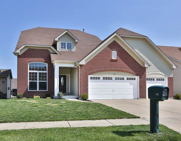 132 Berry Manor, Saint Peters, MO 63376 (#20005551) :: Clarity Street Realty