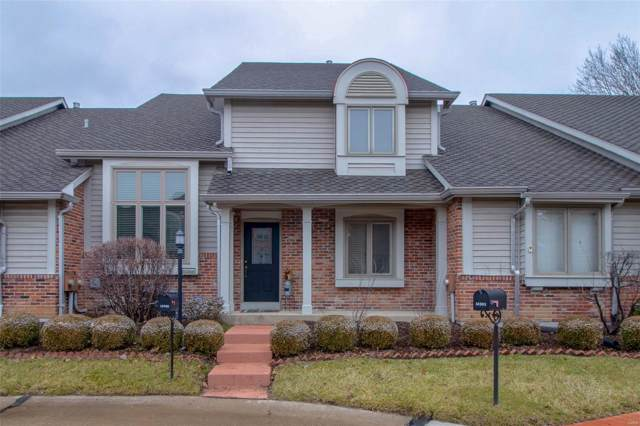 14305 Quiet Meadow Court, Chesterfield, MO 63017 (#20005591) :: Sue Martin Team