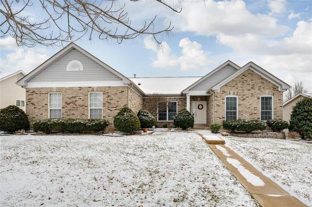 1320 Westbend Drive, Dardenne Prairie, MO 63368 (#20005656) :: Kelly Hager Group | TdD Premier Real Estate