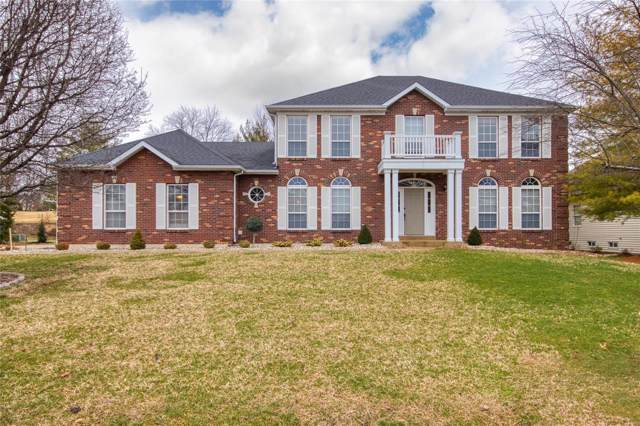 855 Whitmoor Drive, Weldon Spring, MO 63304 (#20005692) :: Parson Realty Group