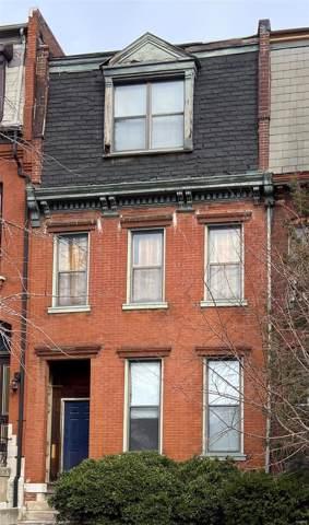 1721 Carroll Street, St Louis, MO 63104 (#20005756) :: Sue Martin Team