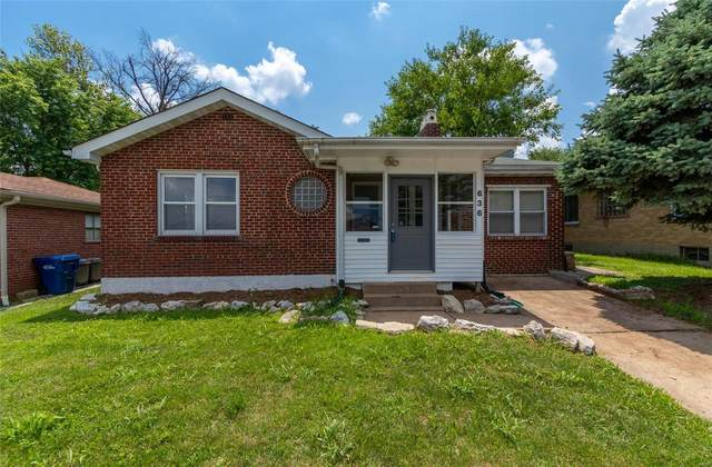 636 Cumberland, St Louis, MO 63125 (#20005818) :: RE/MAX Professional Realty