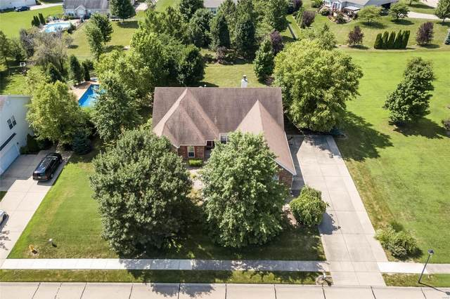 2130 Durham Drive, Shiloh, IL 62221 (#20005878) :: Clarity Street Realty