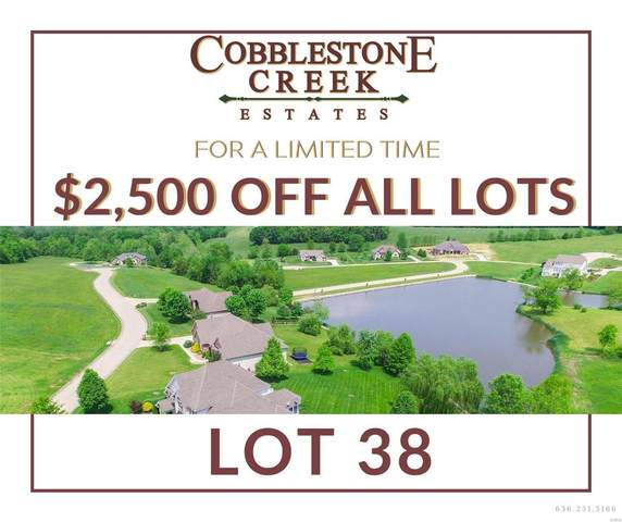 0 Mill Creek Lane, Washington, MO 63090 (#20006031) :: Sue Martin Team