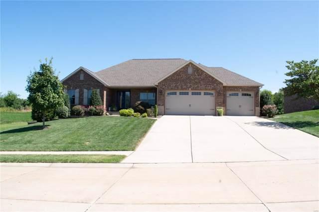 1500 Clover Ridge, Columbia, IL 62236 (#20006065) :: Sue Martin Team