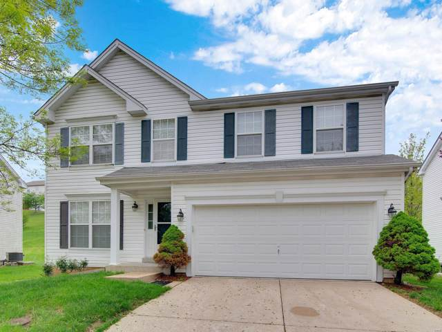 421 Coventry Trail Lane, Maryland Heights, MO 63043 (#20006083) :: St. Louis Finest Homes Realty Group