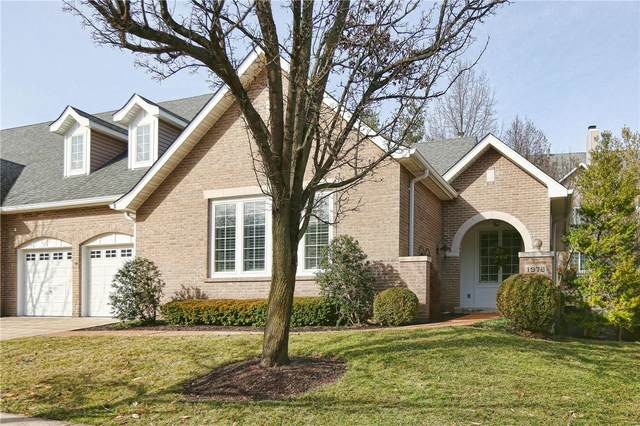 1978 Chesterfield Ridge Circle, Chesterfield, MO 63017 (#20006111) :: Kelly Hager Group | TdD Premier Real Estate