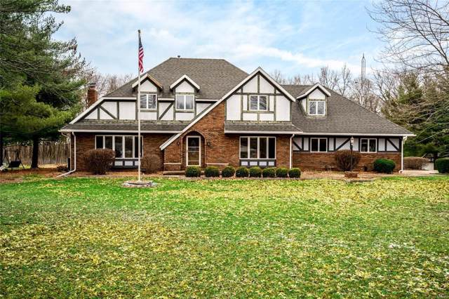 116 Horseshoe Lane, LITCHFIELD, IL 62056 (#20006161) :: Kelly Hager Group | TdD Premier Real Estate
