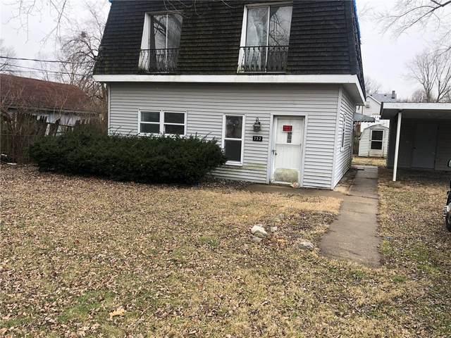 732 E Adams B, Belleville, IL 62220 (#20006206) :: Parson Realty Group