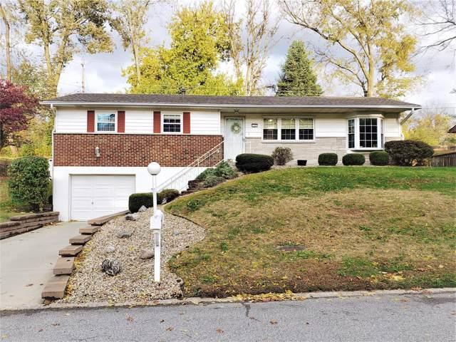 14 Whiteside Drive, Belleville, IL 62221 (#20006223) :: Clarity Street Realty