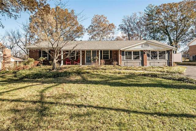 286 Portwind, Ballwin, MO 63021 (#20006280) :: St. Louis Finest Homes Realty Group