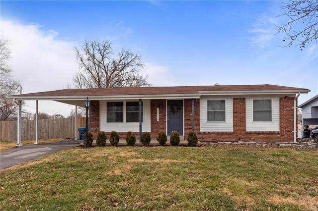 12075 Glengrove Drive, Maryland Heights, MO 63043 (#20006310) :: St. Louis Finest Homes Realty Group