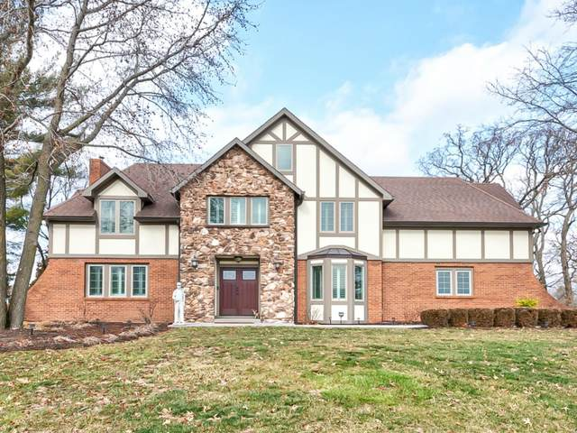 5437 Live Oak Drive, Smithton, IL 62285 (#20006321) :: Clarity Street Realty