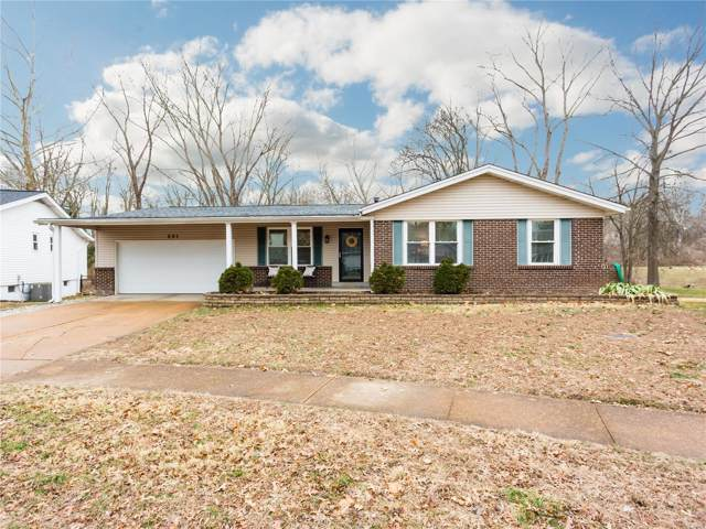 891 Rockridge Drive, Manchester, MO 63021 (#20006327) :: St. Louis Finest Homes Realty Group