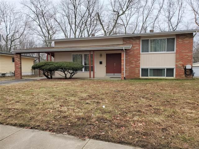 190 Humes, Florissant, MO 63031 (#20006329) :: Matt Smith Real Estate Group