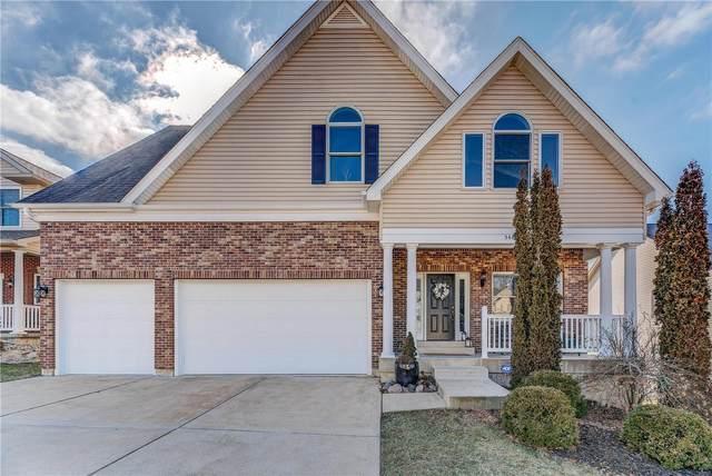 5446 Hagemann Pointe Drive, St Louis, MO 63128 (#20006342) :: Clarity Street Realty