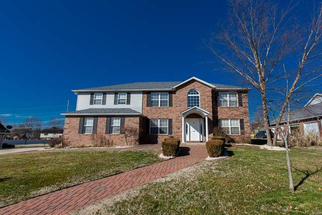 115 Foxbrush, Belleville, IL 62221 (#20006362) :: The Becky O'Neill Power Home Selling Team