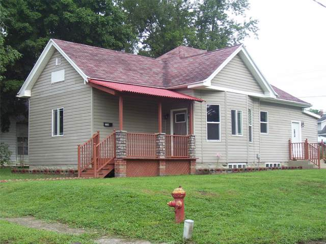 336 Bennett, Salem, IL 62881 (#20006420) :: The Becky O'Neill Power Home Selling Team