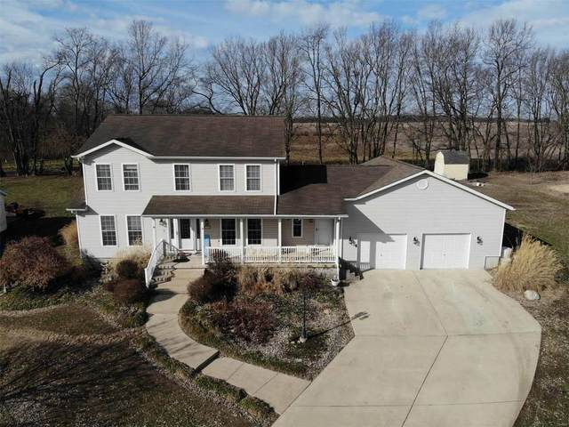 1391 Biscay Drive, Edwardsville, IL 62025 (#20006476) :: Clarity Street Realty