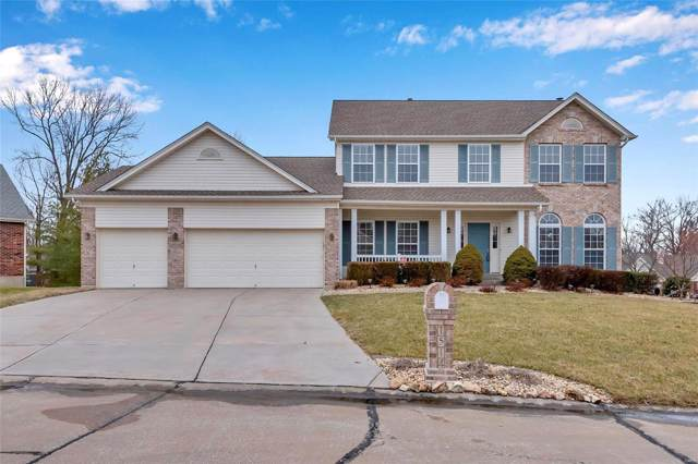1514 Norwood Hills Drive, O'Fallon, MO 63366 (#20006522) :: Kelly Hager Group | TdD Premier Real Estate