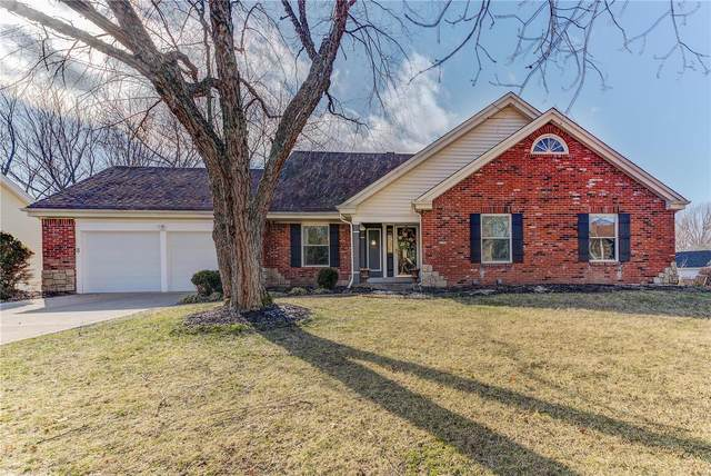2113 Fairway Bend, Chesterfield, MO 63017 (#20006584) :: St. Louis Finest Homes Realty Group