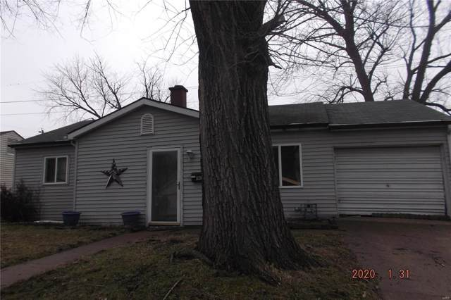 3120 Jill Avenue, Granite City, IL 62040 (#20006605) :: St. Louis Finest Homes Realty Group