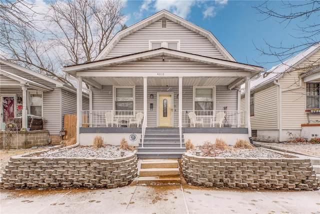 4010 Burgen Avenue, St Louis, MO 63116 (#20006673) :: Parson Realty Group