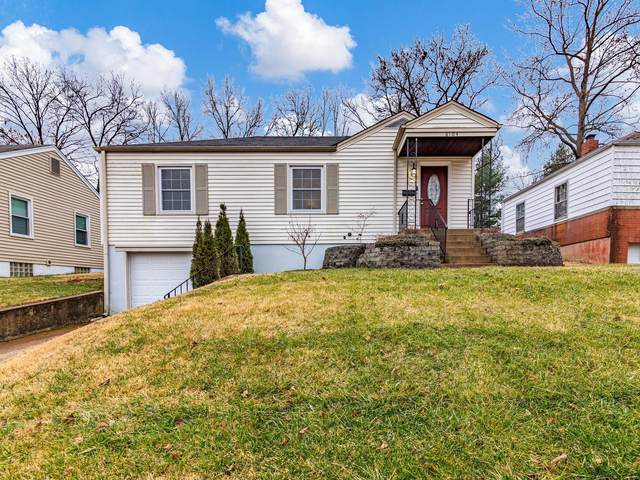 6104 Staely Avenue, St Louis, MO 63123 (#20006705) :: Matt Smith Real Estate Group