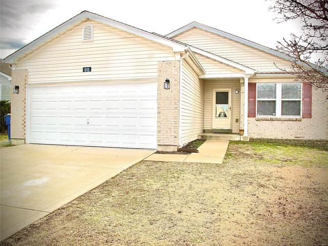 918 Union Place, Herculaneum, MO 63048 (#20006742) :: RE/MAX Vision