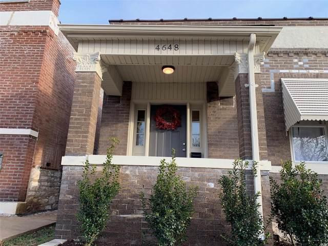 4648 Louisiana Avenue, St Louis, MO 63111 (#20006760) :: Clarity Street Realty