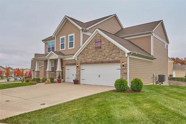 731 Savannah Crossing Way, Town and Country, MO 63017 (#20006788) :: Sue Martin Team