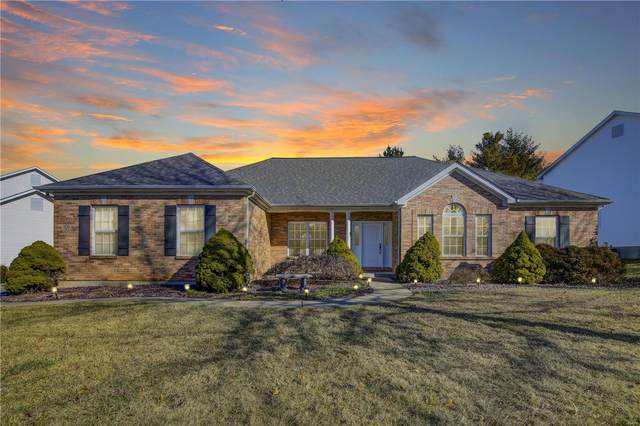 101 Woodcliffe Place, Chesterfield, MO 63005 (#20006907) :: RE/MAX Vision