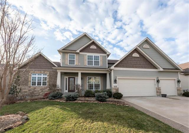 446 Parkview Manor Lane, Wentzville, MO 63385 (#20006973) :: Kelly Hager Group | TdD Premier Real Estate